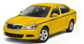 комфорт шкода октавия такси крым