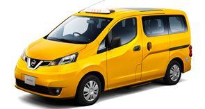 минивэн такси крым